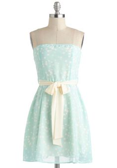 Doling Out the Charm Dress, #ModCloth