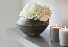 FLAT TOP GLASS BOWL £35.00  http://www.kellyhoppen.com/shop-by-type/valentines/flat-glass-bowl-large