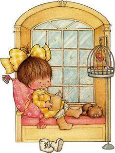 Soloillustratori: Suzy Angel di Ruth Morehead