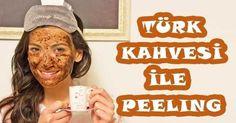 Türk Kahvesi Peelingi Türk kahvesi, peeling olarak kullanıldığında oldukça başarılı sonuçlar veren ve hemen hemen hepimizin evinde bulunan bir doğal peeling malzemesidir. Türk kahvesi peelingini oluşturmak için sadece zeytinyağı ve Türk kahvesi kullanmanız yeterlidir. Türk kahvesi peelingi cildinizi ölü hücrelerden kurtararak, toksin atmasını sağlayan bir yapıya sahiptir. Türk Kahvesi Peeling Maskesi Malzemeler ½ yemek kaşığı …