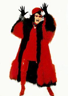 "Show008 - ""Glenn Close as Cruella de Ville"" from Stephen Herek' 101 Dalmatians, 1996"