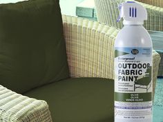 Fabric Spray Paint is your best source for specialized upholstery fabric paints and dyes. Paint cotton, vinyl, canvas, sunbrella, awning material and more.