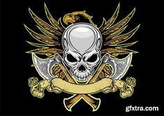 Born To Ride Sticker, Harley Davidson Style Helmet Decal Motorcycle . Crane, Motocross Stickers, Skull Icon, Eagle Wallpaper, Skull Artwork, Aesthetic Pastel Wallpaper, Skull Print, Skull And Bones, Retro