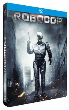 RoboCop - Blu-ray + DVD + livret - Edition limitée boitier métal Blu-ray ~ Peter Weller, http://www.amazon.fr/dp/B00GP3FMTU/ref=cm_sw_r_pi_dp_yaF9sb1S46KH4