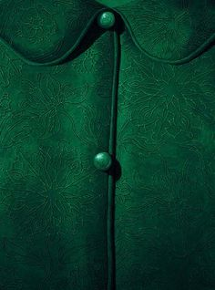 This green jacket looks so soft I want to wear it everywhere! World Of Color, Color Of Life, Go Green, Green Colors, Dark Green Aesthetic, Nature Aesthetic, Color Style, Green Style, Slytherin Aesthetic