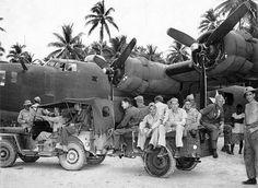 B-24 Liberator Bataille du Pacific