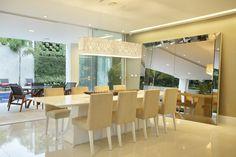 Sala de Jantar : Salas de jantar modernas por Arquitetura e Interior