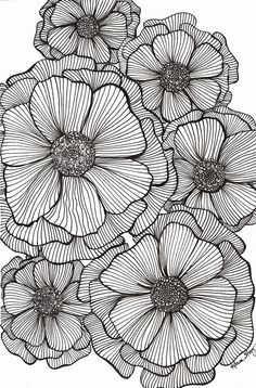 Doodle art 56295064077700150 - JPG file that can be used to create greeting cards, gift tags, tissue paper for decoupage, and whatever else you can imagine. Makes a great background for other designs. Source by bOnObOboo Zentangle Drawings, Zentangle Patterns, Art Drawings, Doodle Patterns, Zentangle Art Ideas, Patterns To Draw, Doodles Zentangles, Art Patterns, Mandala Pattern