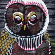 'Owl 2' by Jennifer Davis