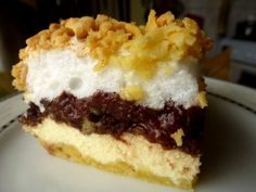 Pleśniak z serem Easy Blueberry Muffins, Blue Berry Muffins, Polish Recipes, Polish Food, Piece Of Cakes, Food Cakes, Cake Recipes, Sweet Tooth, Recipies