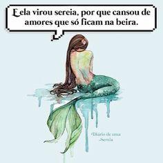 #mermaid #love #frases