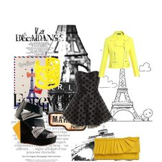 Trip to Paris, created by everyoneisbeautiful15 on Polyvore