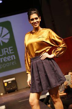 PURE Green Apparel Fotografía: Carles de la Cruz