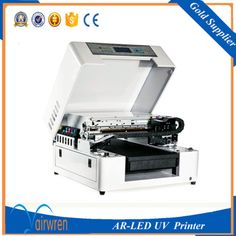 A3 Size 6 color Guitar picks printing machine UV Led Flatbed printer with free guitar picks tray