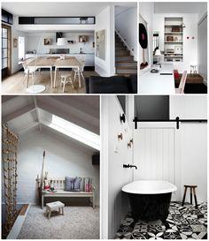 Oggi l'ispirazione arriva dall'Australia, da Melbourne, da uno studio di architettura e interior design, i Whiting Architects