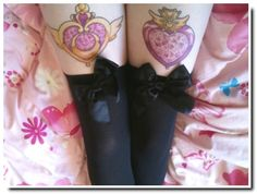 Cute kawaii tattoos