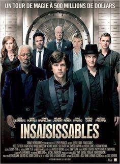 Nouvelle critique: En salles mercredi: INSAISISSABLES