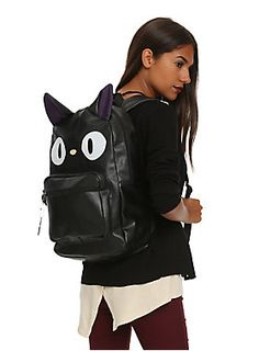 Special delivery! // Studio Ghibli Kikis delivery service jiji character backpack