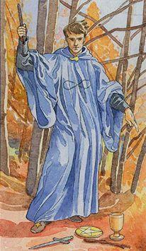 Büyücü tarot kart anlamı