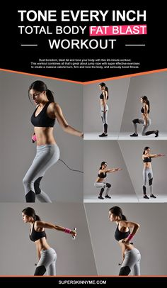 Full body workout. D