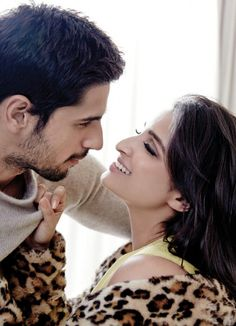Parineeti and Siddharth Malhotra