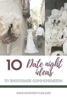 Need help finding ideas for date night? Marriage is a lot of work. Find it ways to communicate with your spouse during date night with these cheap and/or free date night ideas.