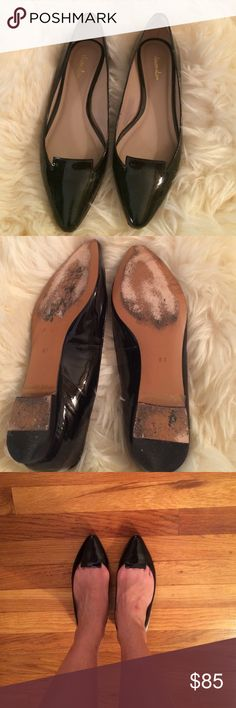 Steven Alan Leather flats Size: 6; patent leather; worn twice. Steven Alan Shoes Flats & Loafers
