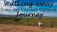 Walking Away from the Vereker Outlook Journey. The story of ending your travel journeys even though you haven't reach your destination. Walking Away, New Environment, Traveling By Yourself, Things I Want, Journey, Life, The Journey