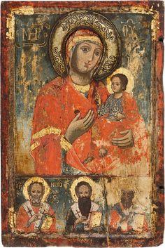 Religious Icons, Religious Art, Paint Icon, Religion, Byzantine Art, Catholic Art, Orthodox Icons, Blessed Mother, Sacred Art