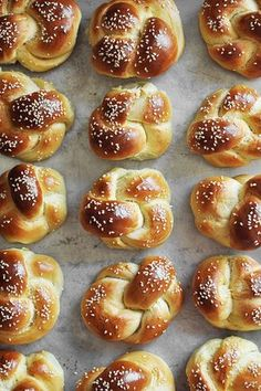 Mini Pretzel Rolls!! I love soft pretzels that are warm and have a lot of salt on it and I can dip it in melted cheese!! It's the best!!!