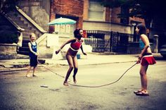 Get your crew outside in the sunshine with these classic yard games for kids. We've got hide and seek, jump rope games and more! Jump Rope Games, Yard Games For Kids, Playground Games, Skipping Rope, Traditional Games, Human Connection, Free Things To Do, Outdoor Games, Documentary Film