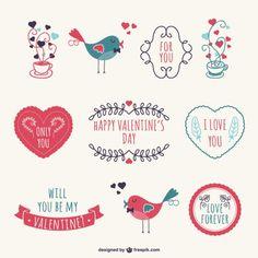 tarjetas de feliz san valentin - Buscar con Google