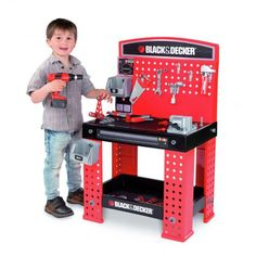 Smoby Black and Decker Super Center Kiddicare.com
