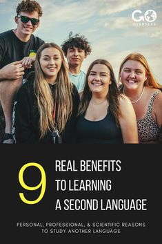 Did you know that bilingual people are thought to be more attractive? If you need motivation to keep your practicing your language skills during quarantine, read on for eight other benefits of learning a second (or third, or fourth) language.  . . . #studyabroad #languagelearning #languages #bilingual #trilingual #polyglot #interculturalcommunication #french #english #spanish #mandarin #german #japanese #arabic Intercultural Communication, Learning A Second Language, Need Motivation, Languages, Benefit, Psychology, Third, Spanish, German