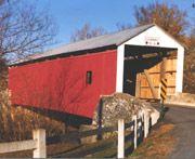 Bitzer's Mill Covered Bridge | Pennsylvania Dutch Country | Lancaster, PA
