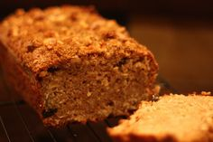 Oatmeal Breakfast Bread #recipe