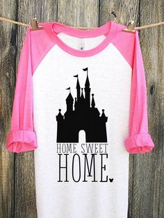 8834e51c Home Sweet Home | Disney Shirts | Disney Family Shirts | Disney Couple Shirt  | Disney