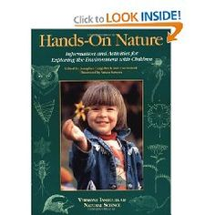 I WANT this book!!!! introduces nature through stories and crafts and I think I could use this simultaneously with multiple grades love!