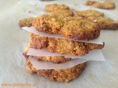 ciasteczka z karobem Katarzyna Gurbacka