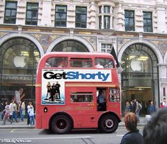 Mini Double Decker Bus  ..... checkfred.com .......