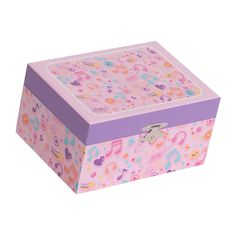 Belle Girl's Recordable Jewelry Box