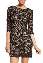 Caroline Fit & Flare Dress - JustFab