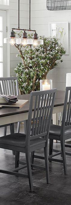 Modern Farmhouse Dining Room | Dining Room Design Ideas