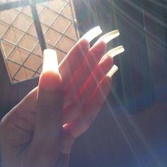 Long Fingernails, Long Nails, Teenager Photography, Natural Nails, Manicures, Nice Nails, Make Up, Cute Nails, Teenage Photography