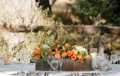 Santa Barbara Ranch Wedding: Beautiful for a September or October Wedding