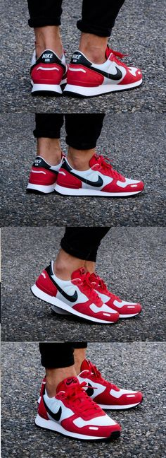 #Nike #Air #Vortex #Gym #Red