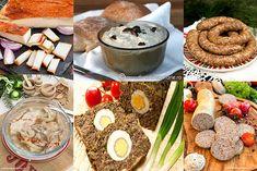 100 Retete Romanesti - 100 ani de la Marea Unire | Diva in bucatarie - APERITIVE TRADITIONALE Vol Au Vent, Sticker Removal, The 100, Food And Drink, Ethnic Recipes, Website, Salads, Food Food