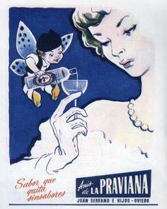 Anís de La Praviana