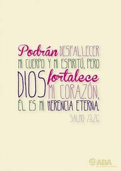 Salmo 73:26