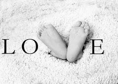 baby feet so cute